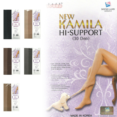 big2b 카밀라 빅사이즈 30D 팬티스타킹 XL