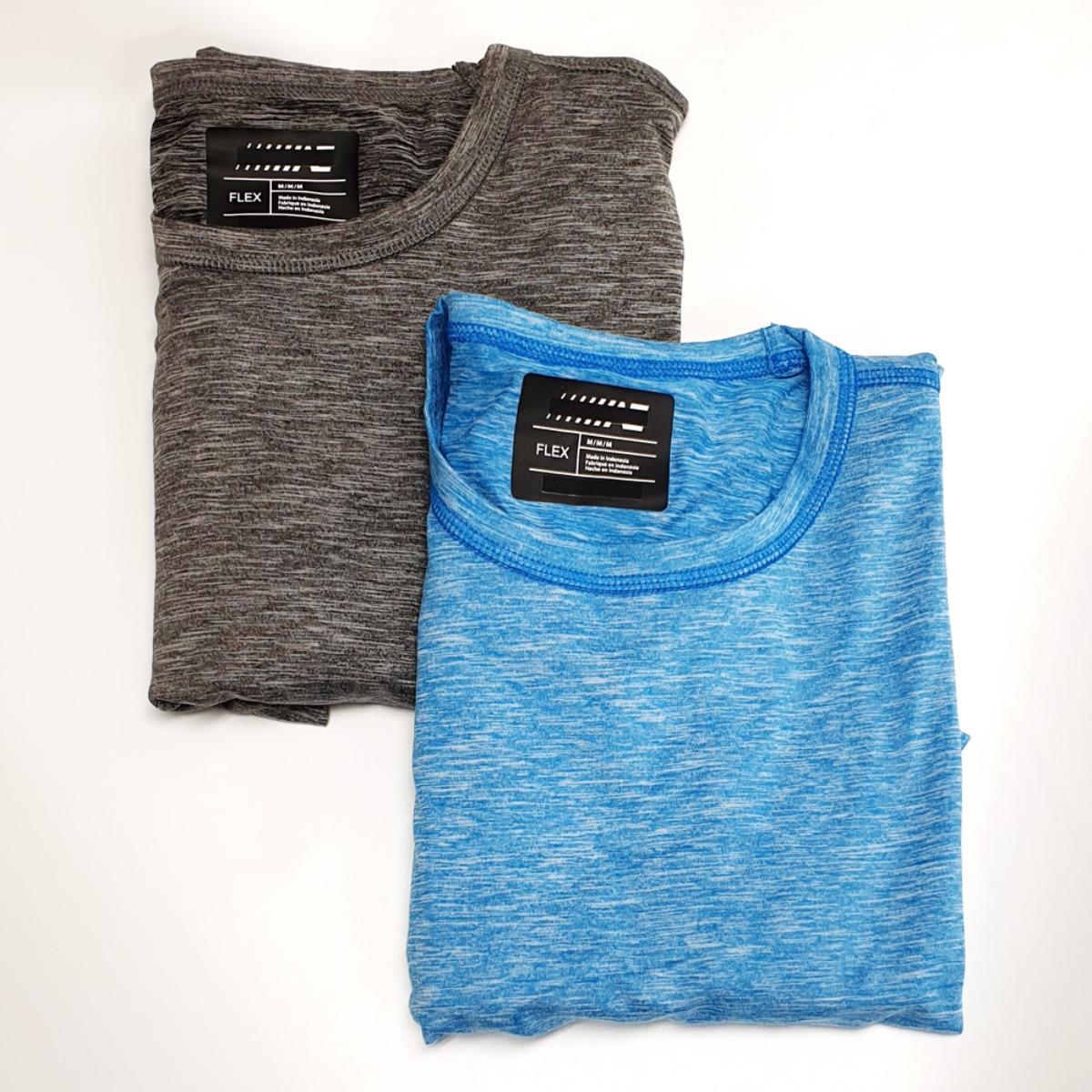 big2b 남녀공용 냉감 쿨 반팔 티셔츠